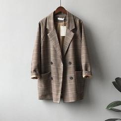 Birai - 格子西装外套