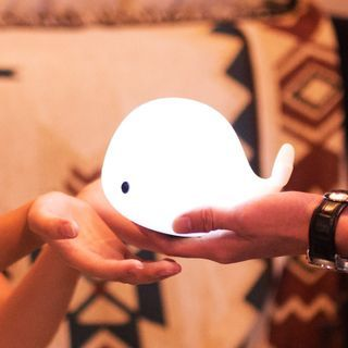 Cloud Forest - Whale Rechargeable Night Light