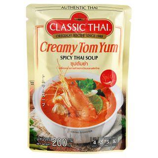 ZEZZUP - Classic Thai Creamy Tom Yum Spicy thai Soup