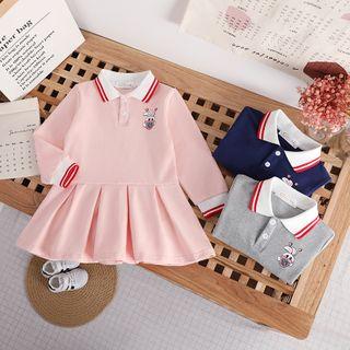 Shaneebabe - Kids Printed Pullover Dress