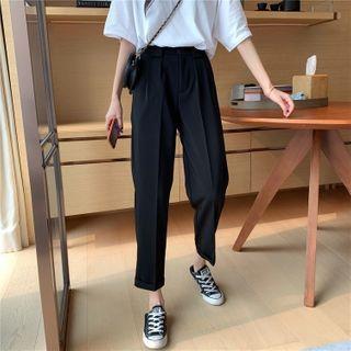 Luminato - Cropped Tapered Pants