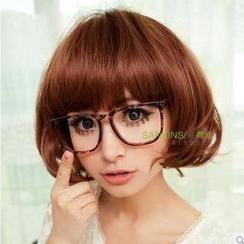 尚青絲 - 短卷假发