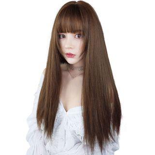 Princess Pea - Long Full Wig - Straight