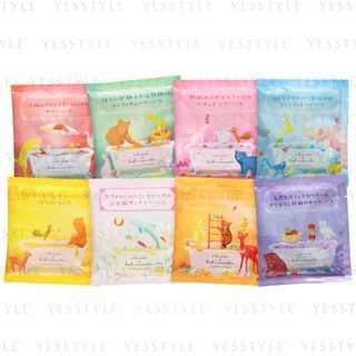 CHARLEY - Sommelier Bath Salt 40g - 11 Types