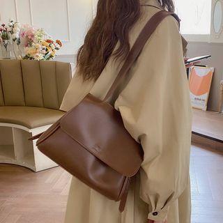 Barba(バルバ) - Faux Leather Shoulder Bag