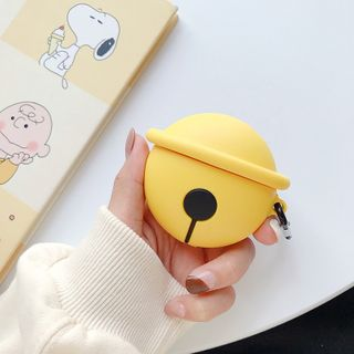 Edgin - Yellow Bell Print AirPods Earphone Case Skin