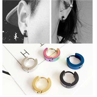 Coolgirl - Mini Hoop Single Earring