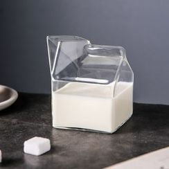 Kawa Simaya - Glass Milk Carton Cup