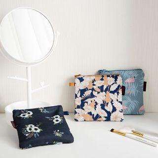 Home Simply - 帆布印花衛生巾包