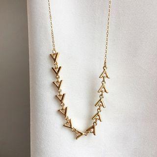 Jamfune - Arrow Necklace