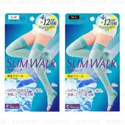 Slim Walk - Cool Compression Open-Toe Socks For Relax Time - 2 Types