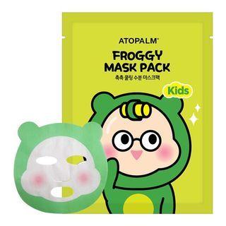 ATOPALM - Kids Froggy Mask Pack