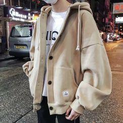 Gonzalito - Hooded Baseball Jacket