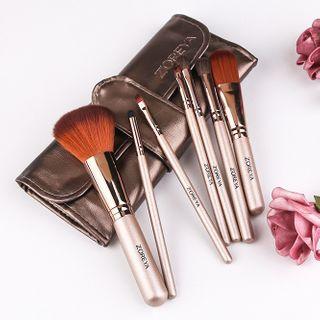 ZOREYA - Set of 7: Makeup Brush