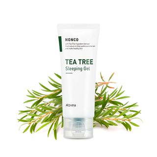 A'PIEU - Nonco Tea Tree Sleeping Gel 80ml