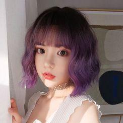 Princess Pea - Short Full Wig - Wavy