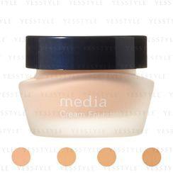 Kanebo - Media Cream Foundation SPF 25 PA++ 25g - 4 Types