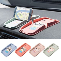 Home Simply - Cat Print Phone Stand Pad