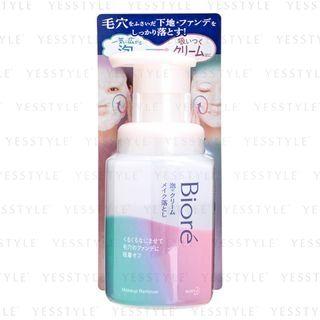 Kao - Biore Makeup Remover Foam Cream