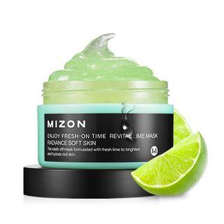 MIZON - Enjoy Fresh-On Time Revital Lime Mask 100ml