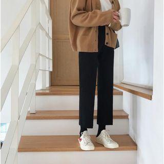 Luminato(ルミナート) - Straight-Cut Pants
