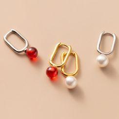 A'ROCH - 925純銀飾珠耳墜
