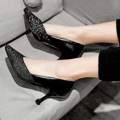 Kireina - 尖頭高跟鞋