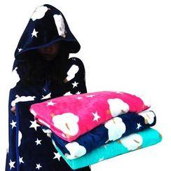 BABOSARANG - Hooded Blanket
