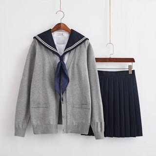 Nanachan - School Uniform Party Costume Set
