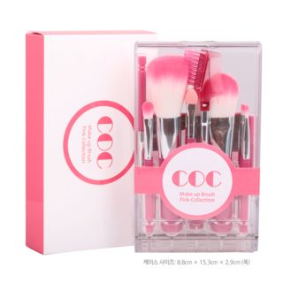 CORINGCO - Take Out Brush Kit Pink Collection