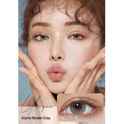 GLOW LOUDEY - Unique Monthly Color Lens #Scene Stealer Gray