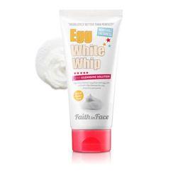 Faith in Face - Egg White Whip Clean Foam 150ml