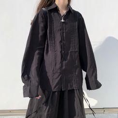 Piwonia - Drawstring Shirt