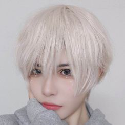 Aynu - Short Full Wig - Straight