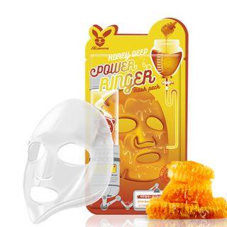 Elizavecca - Honey Deep Power Ringer Mask Pack 1pc