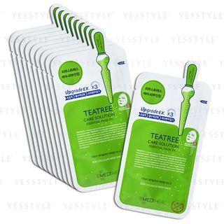Mediheal - Mascarillas Teatree Care Solution Essential EX