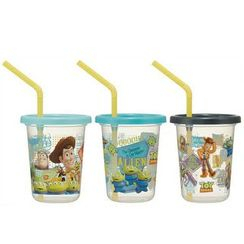 Skater - Toy Story 2019 Tumbler Set with Straw (3 Pieces)