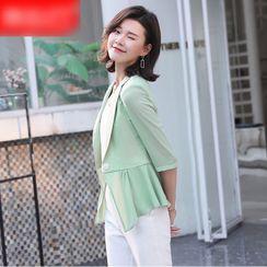 Skyheart - 纯色西装外套 / 西裤 / 套装