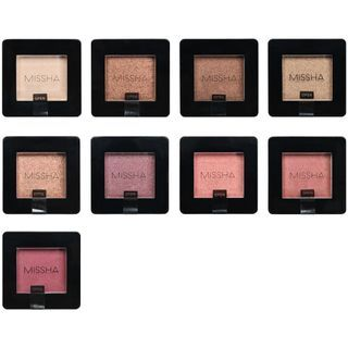 MISSHA - Modern Shadow Shimmer - 22 Colors