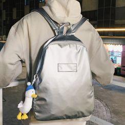 SUNMAN - Nylon Zip Backpack
