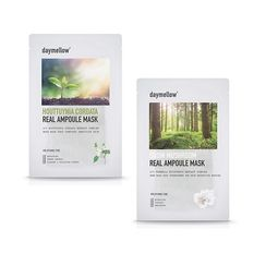 daymellow - Real Ampoule Mask Set - 2 Types
