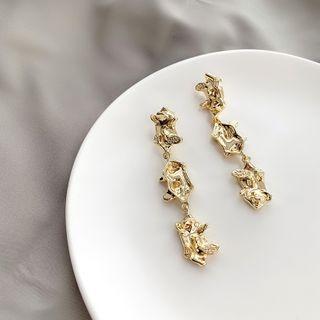 Mimishi - Alloy Dangle Earring