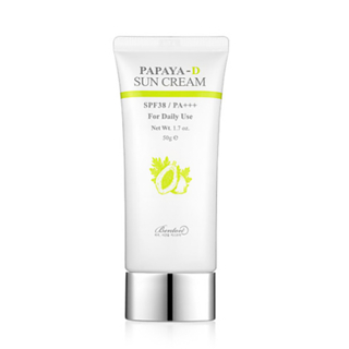 Benton - Papaya-D Sun Cream SPF38 PA+++ 50g