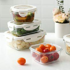 Home Simply - 玻璃食物容器