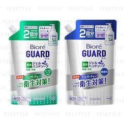 Kao - Biore Guard Gel Hand Wash Refill 400ml - 2 Types