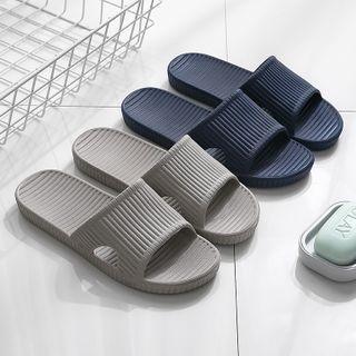 Ishanti - Couple Matching Bathroom Slippers