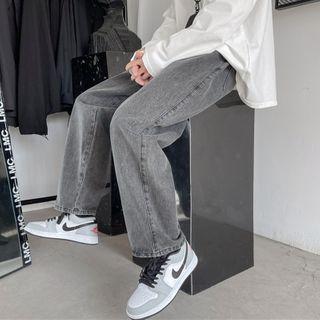 Dukakis - Straight Leg Jeans