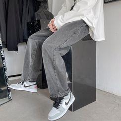 Dukakis - 直筒牛仔褲