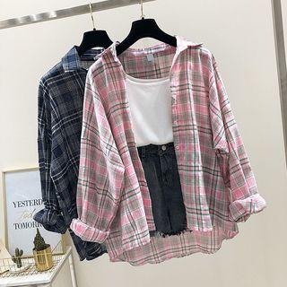Tiny Times - Plaid Shirt