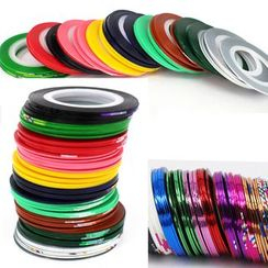 Gizmi - Nail Art Metallic Yarn Tape